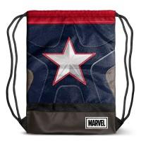 KARACTERMANIA - Sac de sport Marvel Captain America 48cm