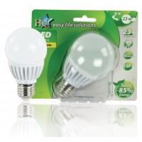 AMPOULE LED GLOBE E27 6W HQ