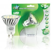 HQ ampoule LED MR16 GU10 3W gradable