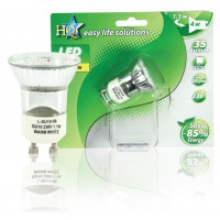 HQ ampoule LED MR11 GU10 1.1W HQ