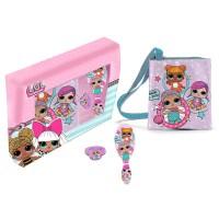 CORIEX - LOL Surprise sac à bandoulière + accessoires de cheveux
