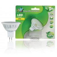 HQ ampoule LED GU5.3 MR16 23 W