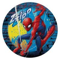 KIDS LICENSING - Serviette ronde Spiderman Marvel