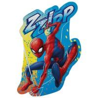 KIDS LICENSING - Serviette en forme de Spiderman Marvel