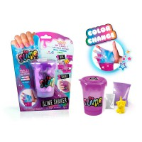 CANAL TOYS - Slime Glow in the Dark Changement de couleur