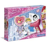 CLEMENTONI - Disney Princess Art Brillant