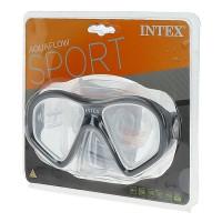 INTEX - Masque de plongée sous-marine assorti Reef Rider