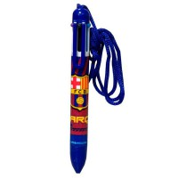 CYP BRANDS - Crayon FC Barcelona 6 couleurs
