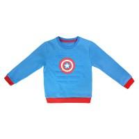 CERDA - Sweatshirt Marvel Avengers Captain America