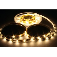 HQ Led rope 300 led/meter 5.00 m SMD 24 VDC warm white