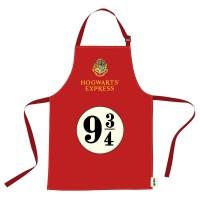 GROOVY - Tablier Harry Potter Poudlard Express 9 3/4