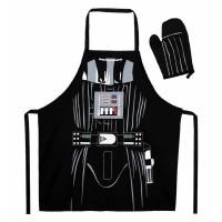 SD TOYS - Tablier Star Wars Darth Vader avec des gants