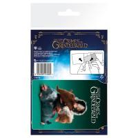 GB EYE - Titulaire de la carte Fantastic Beasts 2 Nifflers