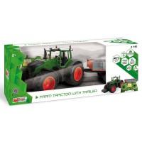 MONDO MOTORS - Voiture de contrôle radio tracteur remorque