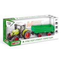 MONDO MOTORS - Remorque à tracteur