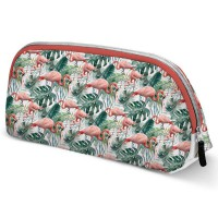 KARACTERMANIA - Trousse de toilette Oh My Pop Tropical Flamingo