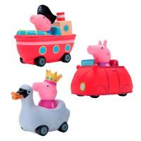 BANDAI - Peppa Pig assortiment de véhicule Buggie