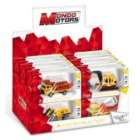MONDO MOTORS - Assortiment de véhicules de construction