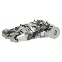 SD TOYS - DC Comics Batman 2005 véhicule en métal 3D
