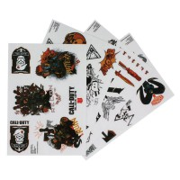 PALADONE - Stickers Call Of Duty Black Ops 4 pour gadgets