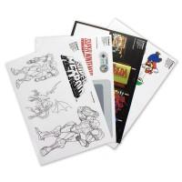 PALADONE - Stickers gadgets Nintendo Super NES