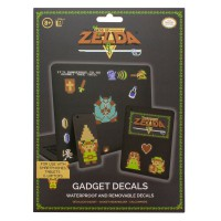 PALADONE - Décalques de gadget Zelda 8 bits