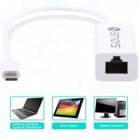 Alpexe Adaptateur Ethernet micro USB pour tablettes Android Windows, Nexus Player et Dell Venue