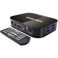 Alpexe 1080p HD TV Mini Media Player - MKV - Lit Tous Les Fichiers De Disques Durs USB / Flash Drives / Cartes Mémoire