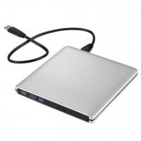 Alpexe USB 3.0 Lecteur DVD externe, et enregistreur DVD/CD, utra-slim pour MacBook, toutes les version Mac OS , Windows XP, Vist