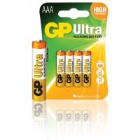 GP Ultra piles AAA alcalines
