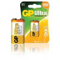 GP Ultra pile 9V alcaline