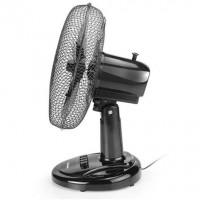 Ventilateur de table 40 cm 45 W Noir