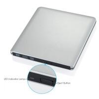 Alpexe USB 3.0 Lecteurs Graveurs CD/DVD de CD-RW/DVD-RW Externe enregistreur Compatible avec Macbook Acer Toshiba Samsung
