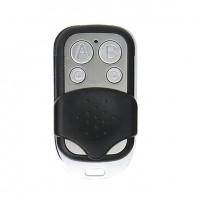 Alpexe Télécommande universelle ABCD 433 MHz Portail automatique de porte de garage