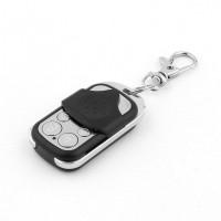 Alpexe Télécommande RF Key 4 canal ABCD électrique Porte de garage clés de voiture porte-clés