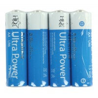 HQ piles AA 1.5V alcalines
