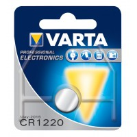 Varta CR1220 lithium battery 3 V 35 mAh