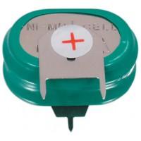 HQ Ni-MH backup battery 2.4 V 100 mAh