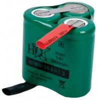 HQ Ni-MH backup battery 3.6 V 2400 mAh