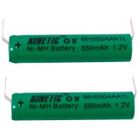 Kinetic Ni-MH backup battery 1.2 V 550 mAh