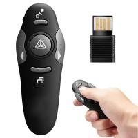 Alpexe 2,4GHz Présentateur Sans Fil - Télécommande De Présentation Pour Ordinateur Portable