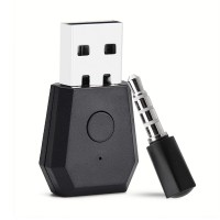 Alpexe Usb 2.0 Bluetooth V4.0 Dongle Adaptateur Sans Fil Pour Sony Playstation Ps4