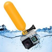 Alpexe Flotteur Poignée pour GoPro Grip Etanche pour Plongée sous-Marine avec Bracelet Réglable