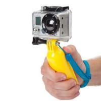 Alpexe Poignee avec bracelet pour camera GoPro Hero 1 2 3