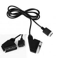 Alpexe RGB câble péritel TV câble AV pour Playstation PS1 PS2 PS3 Slim Line