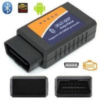Alpexe OBD2 Bluetooth Mini Adaptateur sans-Fil Scanner Code de Défaut pour Véhicule Outils