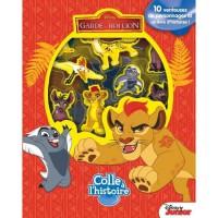 DISNEY Junior La Garde Du Roi Lion - Colle a L'Histoire