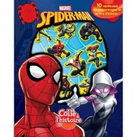 MARVEL Spider-Man Colle A L'Histoire