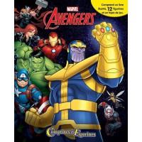 MARVEL Avengers2 - Comptines Et Figurines
