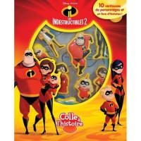 DISNEY Les Indestructibles 2 - Colle A L'Histoire